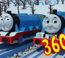 Christmastime Trainspotting