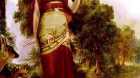 Greek Godess Demeter