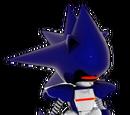 Turbo Mecha Sonic