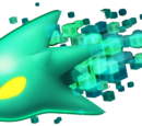 Cyan Laser