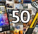 50 MORE WAYS TO BREAK A PHONE