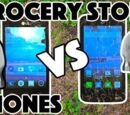 Bored Smashing - GROCERY STORE PHONES! Episode 5