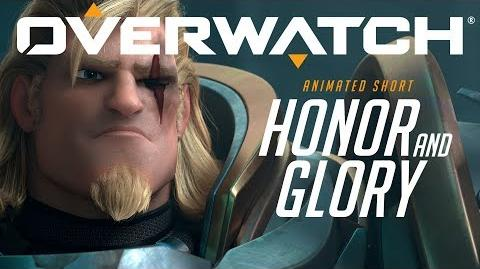 "Overwatch Animated Short ""Honor and Glory"""