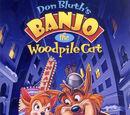 Banjo the Woodpile Cat (film)