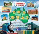 Thomas comes to Australia