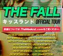 Kiss Land Fall Tour