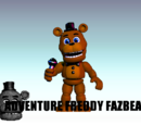 Adventure Freddy Fazbear