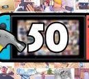 50 WAYS TO BREAK A NINTENDO SWITCH