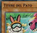 Títere del Pato