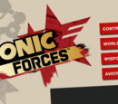 Sonic Forces manual scans