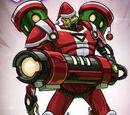 Grumpy Claus