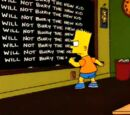 Itchy & Scratchy: The Movie/Gags