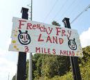 French Fry Galaxy