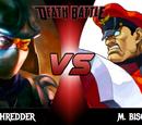 'TMNT vs Street Fighter' themed Death Battles