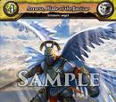 Azraeus, Blade of the Justicar