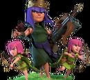Королева Лучниц