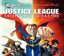 Liga de la Justicia: Crisis en las dos Tierras