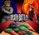 BJ Blazkowic vs. Duke Nukem vs. Doomguy