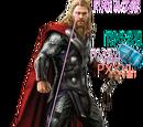 Darkanine/MCU: Mjølnir Characteristics
