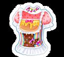Berry Pancake Coord