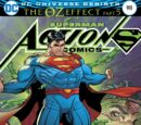 Action Comics Vol 1 991