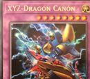 XYZ-Dragón Cañón