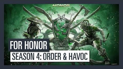 Unai01/La temporada 4 de For Honor llega el 14 de noviembre