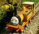 Locomotoras reales