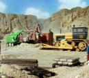 The Quarry Construction Site