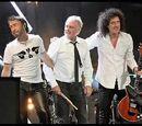 Queen + Paul Rodgers tour