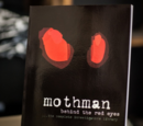 Mothman...Behind The Red Eyes by Jeff Wamsley