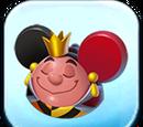 Queen of Hearts Ears Token