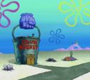 Locations in Bikini Bottom