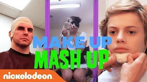 👻 Halloween Makeup Mashup w Jo Jo Siwa, Jace Norman, Jack Griffo & More! Nick