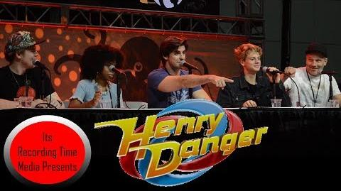 Stan Lee's LA Comic Con 2017 Henry Danger Panel
