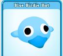 Blue Birdie Hat