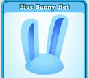 Blue Bunny Hat