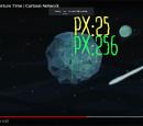 Darkanine/Adventure Time: Simon freezes the Earth