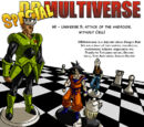 Universe 11: attack of the androids, without Cell!