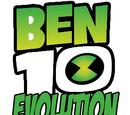 Ben 10 Evolution.