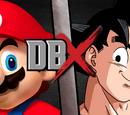 Mario vs Goku