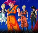Razas de Dragon Ball Z