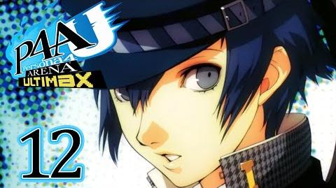 ACE DETECTIVE - Let's Play - Persona 4 Arena Ultimax - 12 - Walkthrough Playthrough