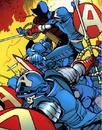 Shieldsmen (Earth-9812) from Avengers Forever Vol 1 1 001.png