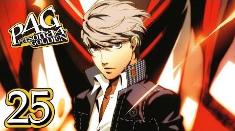 ALL-POWERFUL - Let's Play - Persona 4 Golden - 25 - Walkthrough Playthrough