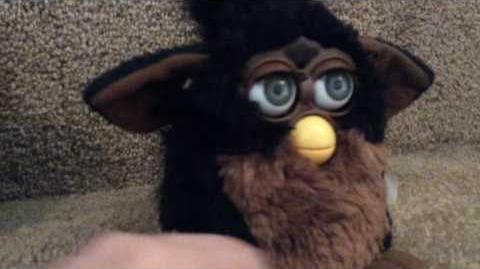 Gorilla Furby Demo by The Purple Ender Eye on YouTube