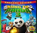Kung Fu Panda 3 2016 DVD/Gallery
