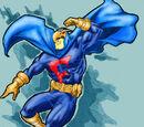 Blue Falcon (Injustice Guest)