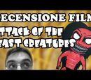 RECENSIONE FILM - Attack of the Beast Creatures