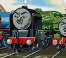 La Locomotora de la Gran Ciudad